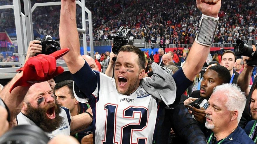Brady busca agigantar su leyenda metiéndose en otra Super Bowl