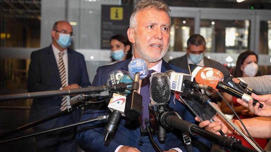 """Torres celebra que la OMT elija a Canarias como espacio """"especialmente seguro"""" para el turismo del siglo XXI"""