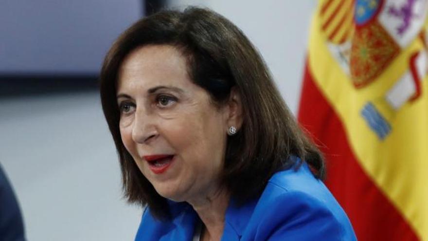 Robles se enfrenta a Iglesias y afea su postura sobre el Sáhara o los PGE
