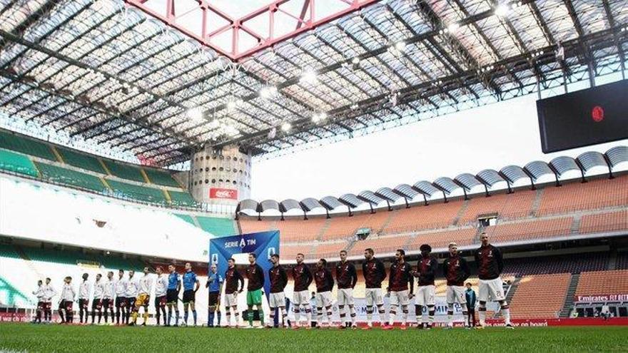 Coronavirus: Italia decidirá a finales de mayo si se acaba la Liga