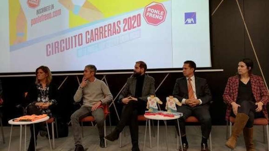 El circuito de carreras Ponle Freno 2020 estará en las calles de Pontevedra en junio