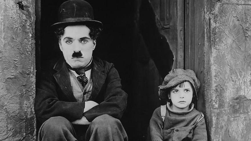 'El chico' de Chaplin rejuvenece al cumplir 100 años gracias al 4K