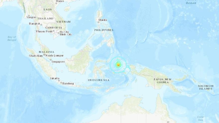 Un terratrèmol de magnitud 6,1 activa l'alerta de tsunami a Indonesia