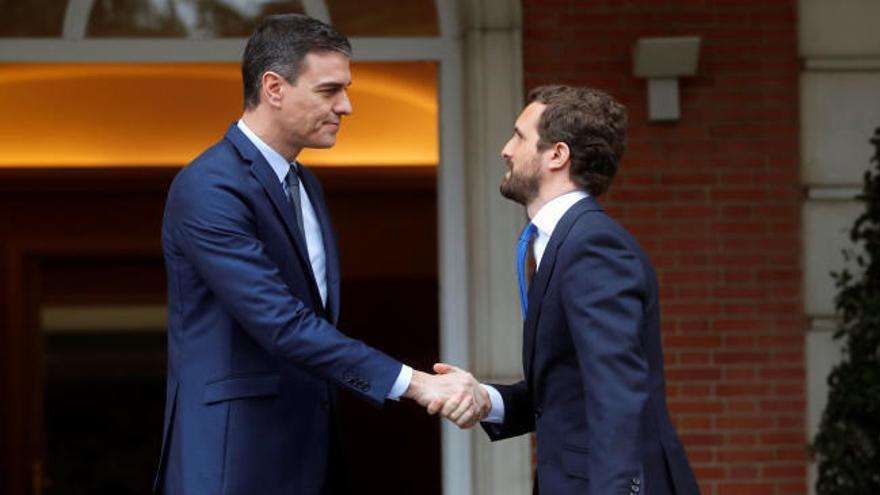 """Eurobonos y """"pactos de la Moncloa"""": las apuestas de Sánchez"""