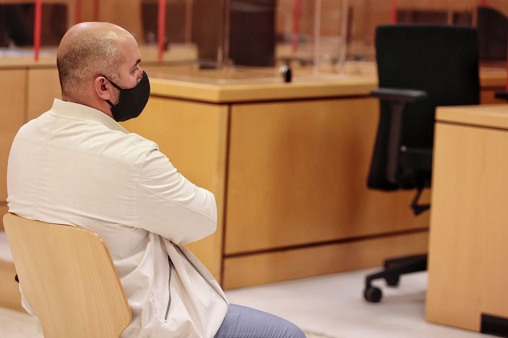 Juicio contra el alcalde de El Tanque, Román Martín