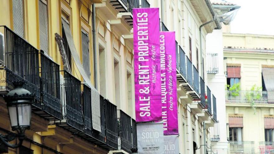 Pisos en alquiler y venta para extranjeros en  València. m.a.montesinos