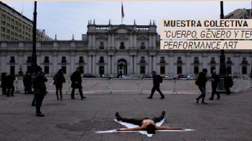 Festival Internacional de Performance Art: Cuerpo, Género y Territorio