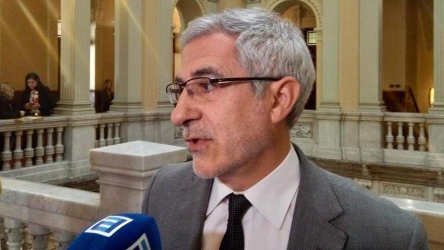 IU se plantea medidas para evitar que Llamazares sea candidato en Asturias