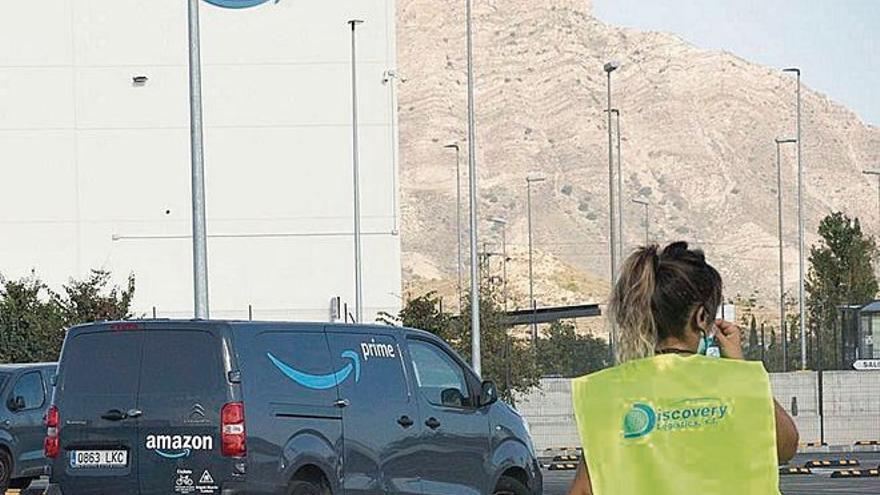 Amazon en Alicante: casi 400 empleos y suelo más caro