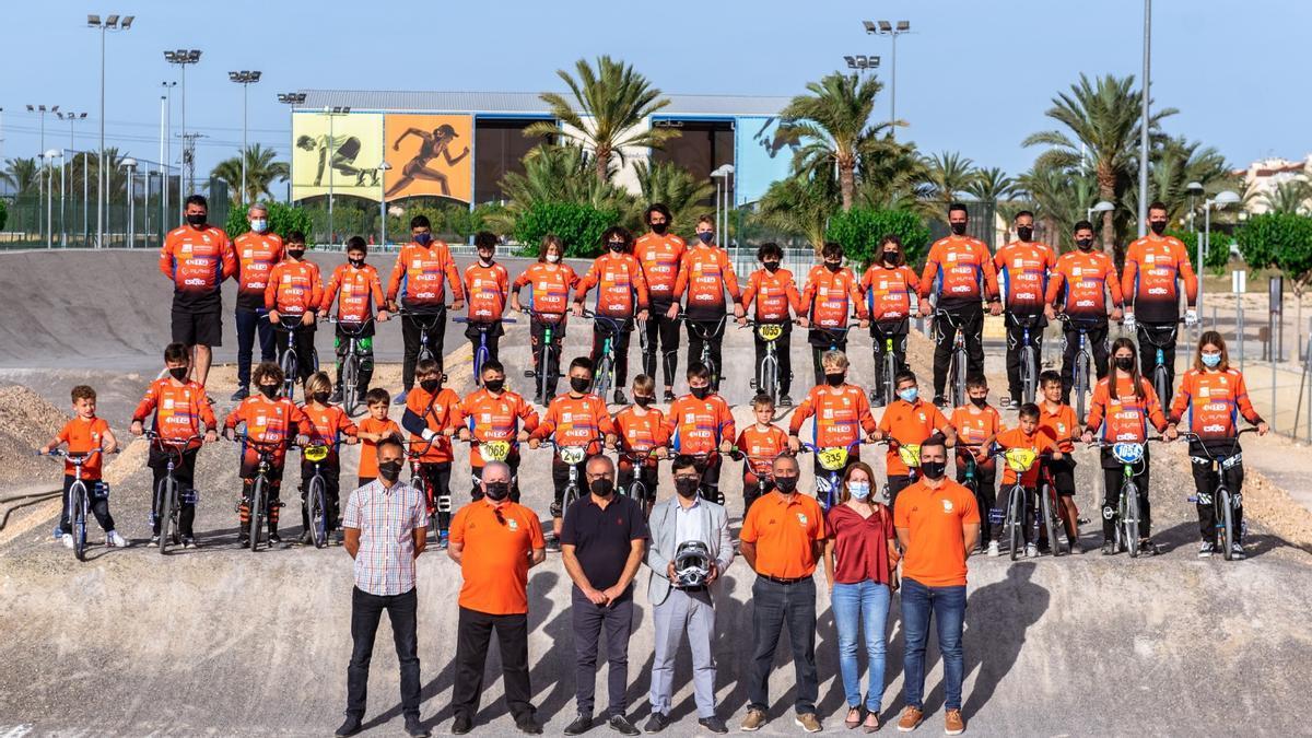 La UMH acoge este sábado el XI Trofeo Festa d'Elx BMX