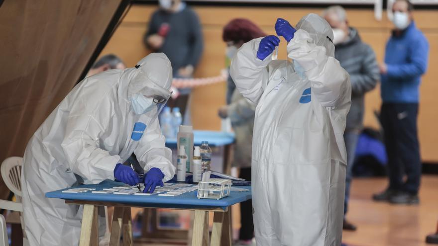 Castilla y León regresa a cifras de coronavirus del mes de abril