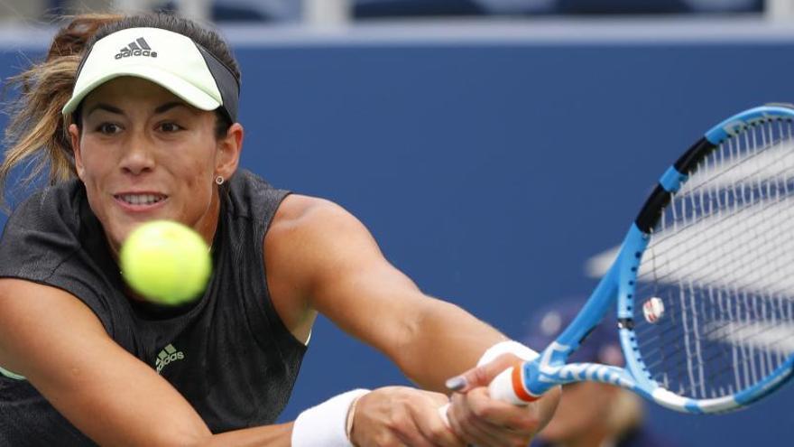 Muguruza se despide del US Open tras perder ante Riske