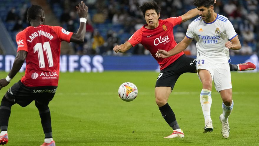 Real Madrid und Asensio erniedrigen Real Mallorca mit 6:1