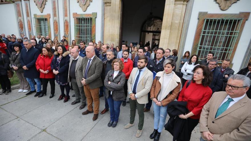 Córdoba muestra su total repulsa contra el crimen machista de Posadas