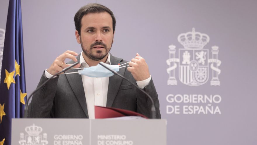 """Garzón: """"El deporte tendrá un tono más limpio sin anuncios de apuestas"""""""
