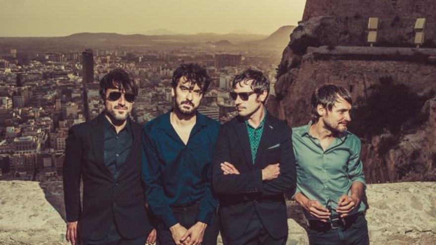 El grupo indie Second actuará en Zamora