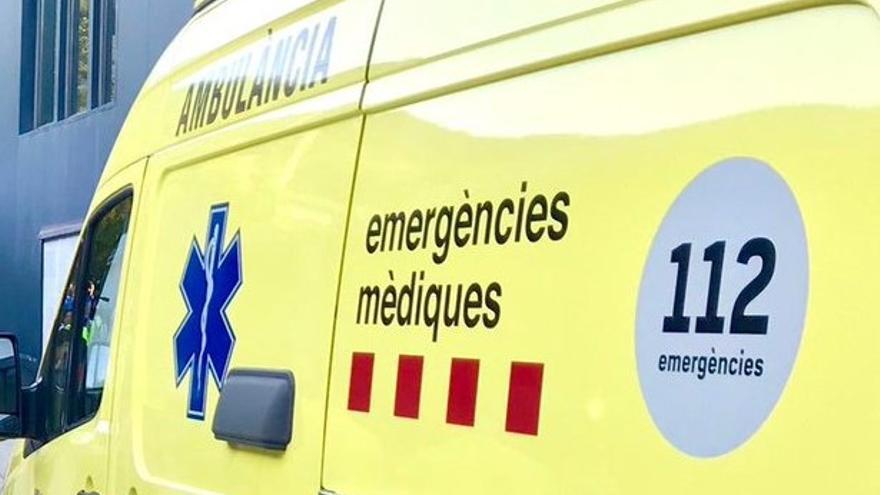 Un jove de 25 anys, ferit crític després de patir una caiguda en patinet a Alella, al Maresme