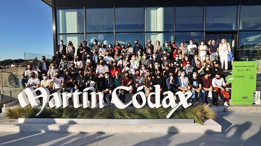 La octava edición del Martín Códax de música gallega desvela a sus 51 finalistas