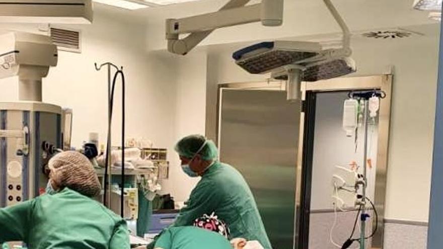 Sin nuevos positivos en el tercer cribado del hospital