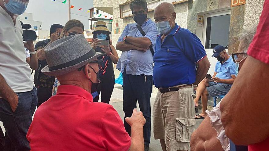 El encuentro de verseadores de Corralejo se celebra este año con actuación presencial