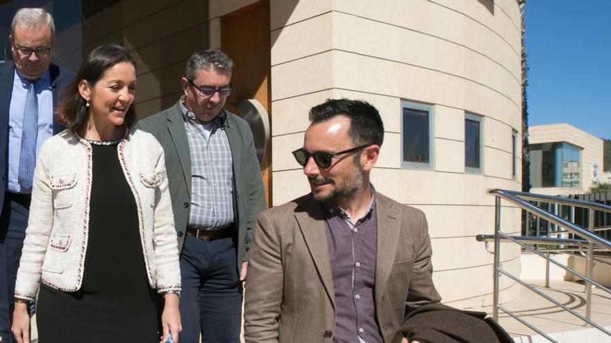 La ministra Reyes Maroto visita mañana las obras del Parador en el Castillo de Ibiza