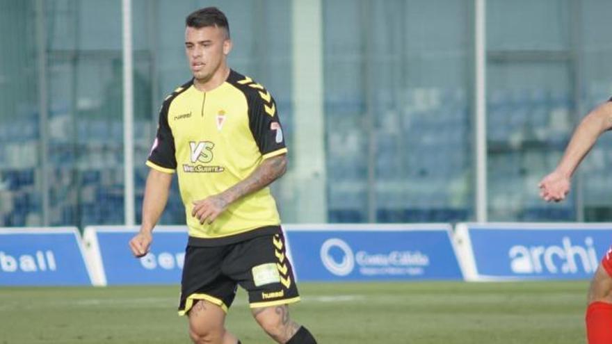 Compagnucci rescinde contrato con el Murcia sin llegar a tener ficha