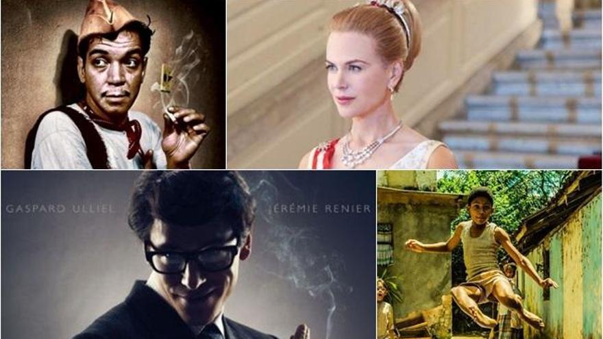 Las películas biográficas pisan fuerte en 2014