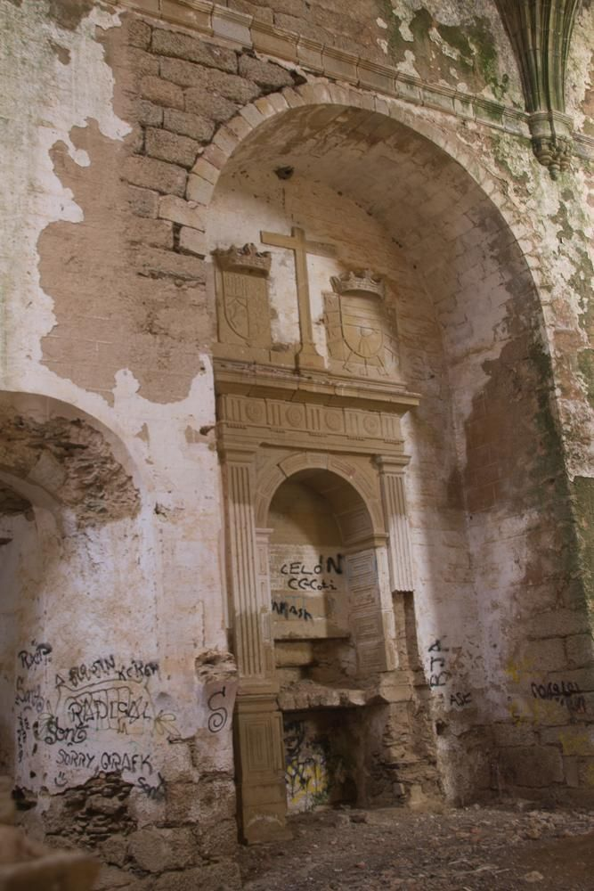 Convento San Antonio de Padua de Garrovillas