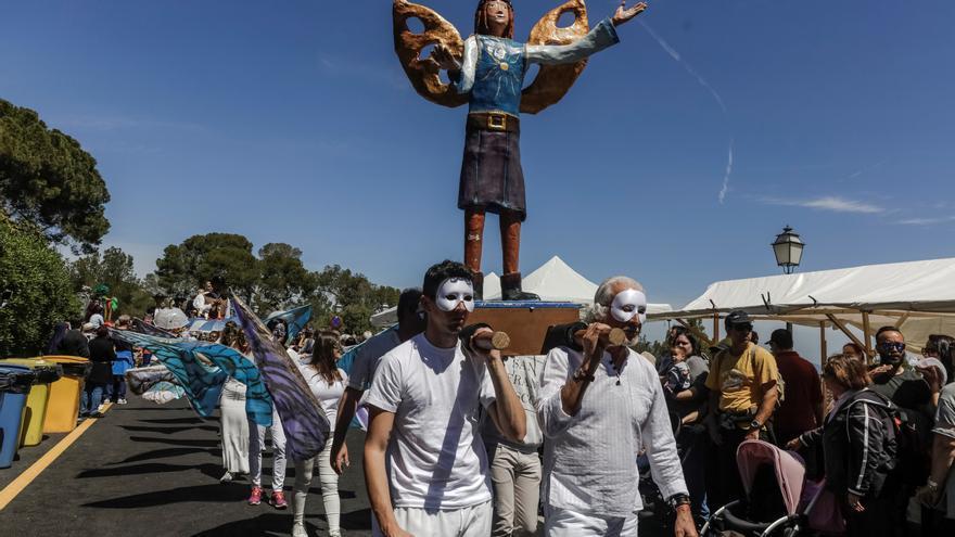 Cancelan por segundo año la celebración del Diumenge de l'Àngel en Bellver