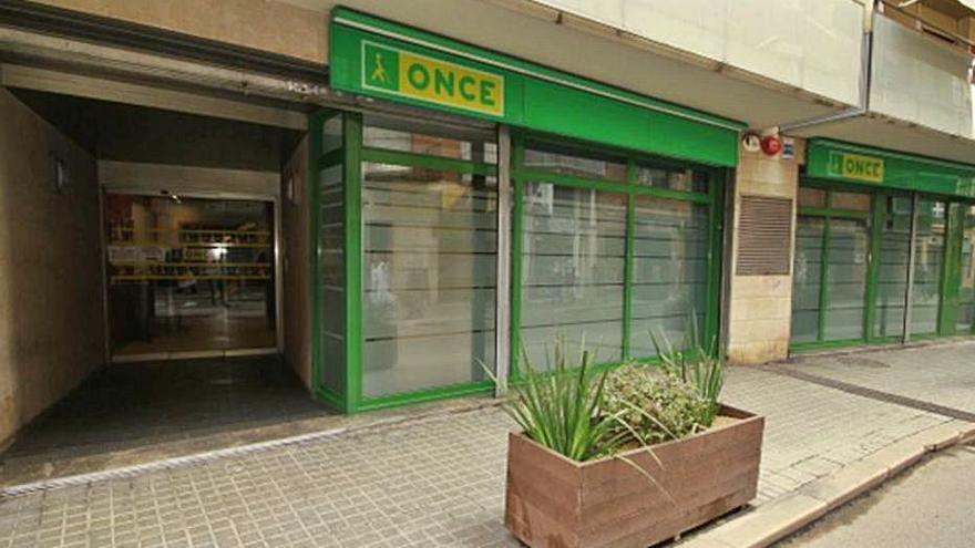 L'ONCE reparteix a Blanes 280.000 euros en el sorteig del «Cupó Diari»