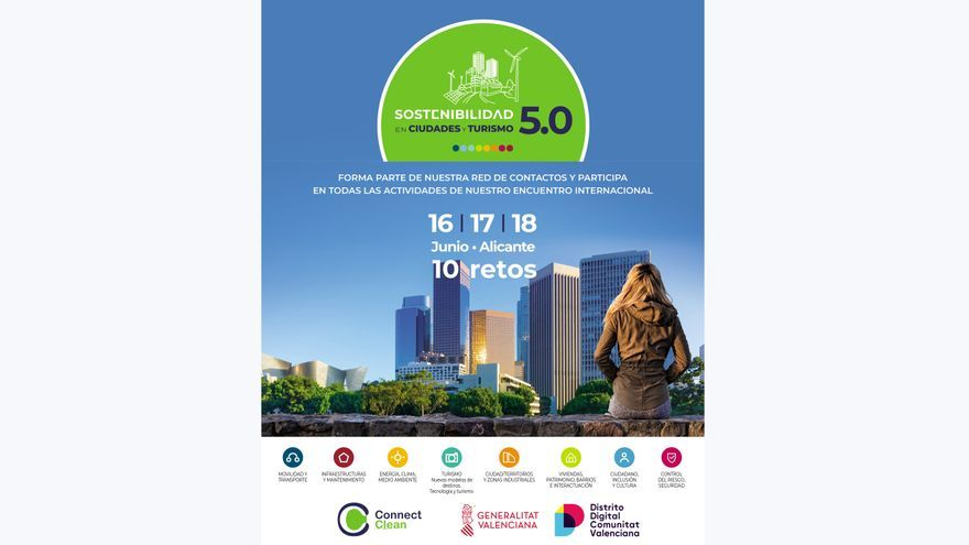 Distrito Digital y Connect Clean convierten Alicante en epicentro internacional de debate sobre tecnología y turismo sostenible