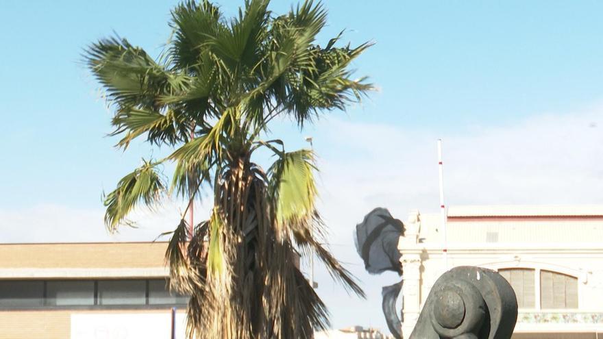 Rachas muy fuertes de viento esta tarde en el norte de Castellón