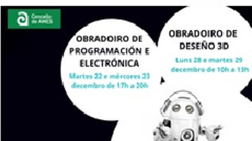 Curso robótica: programación electrónica