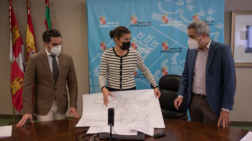 Más de 200 personas, contratadas a través del Plan de Empleo Forestal en Zamora