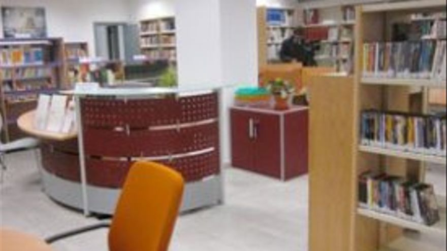 Biblioteca Vicent Serra Orvay