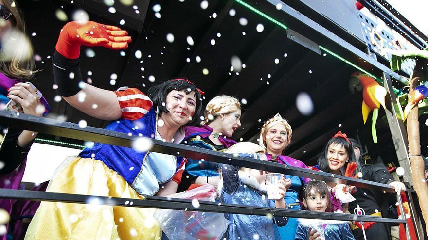 La familia del Carnaval esperaba la suspensión de la fiesta