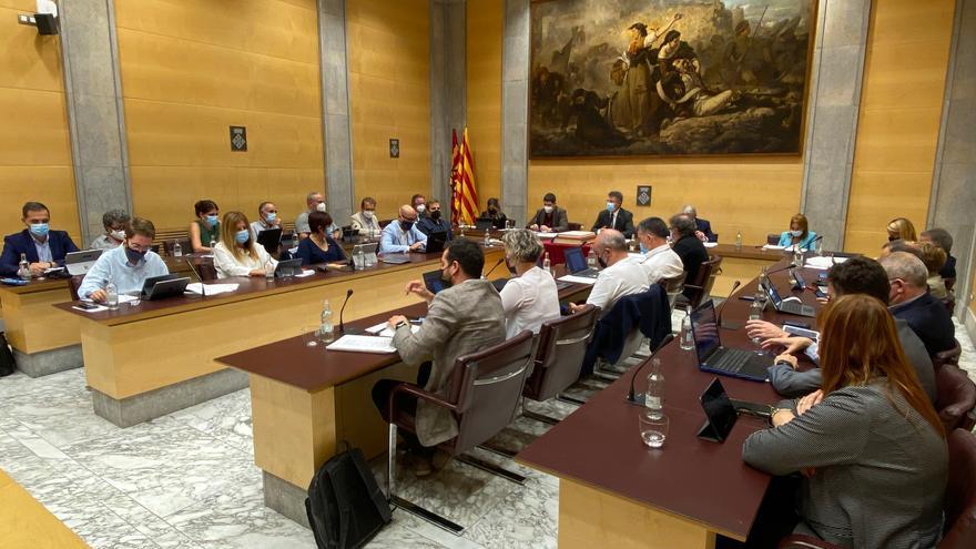 La Diputació aprova la millora de la carretera GIV-6226 a Garrigàs