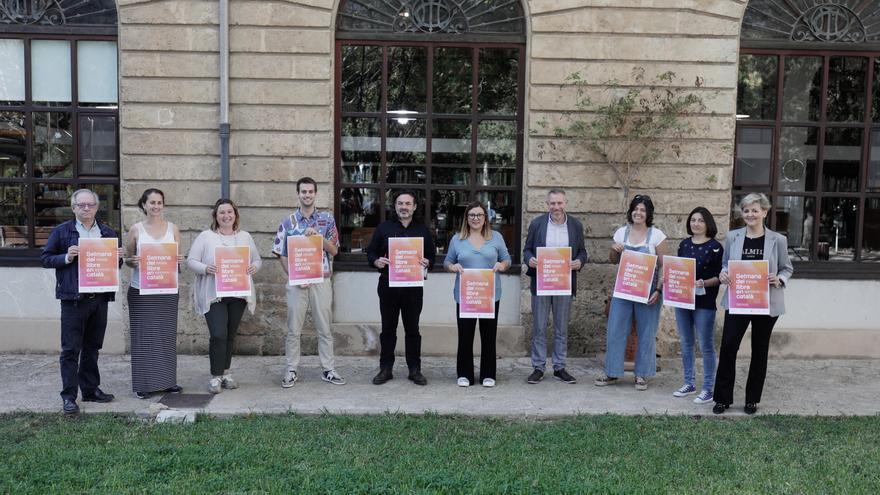 La Setmana del Llibre en Català se inicia el jueves con una treintena de actividades