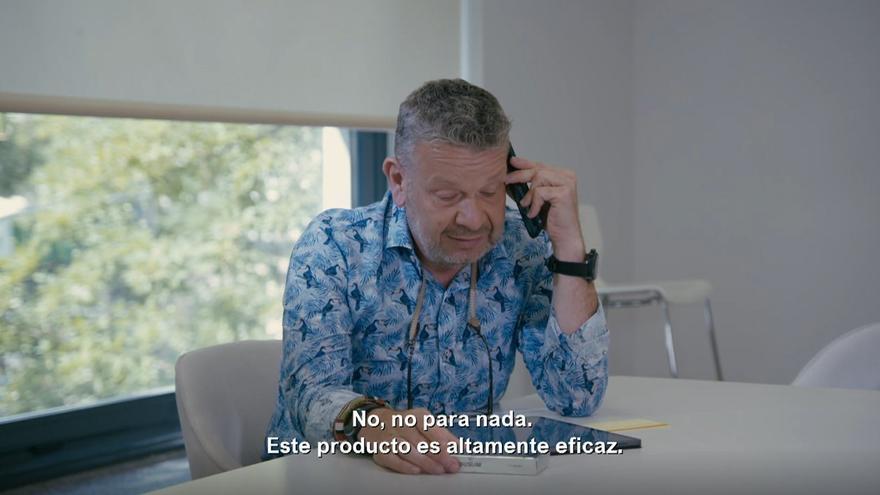 """¿Qué es el Reduslim? El suplemento que tiene en pie de guerra a Alberto Chicote: """"No puede ser más acojonante"""""""