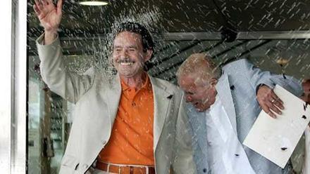 Emilio y Carlos se casaron en Tres Cantos tras 30 años de relación