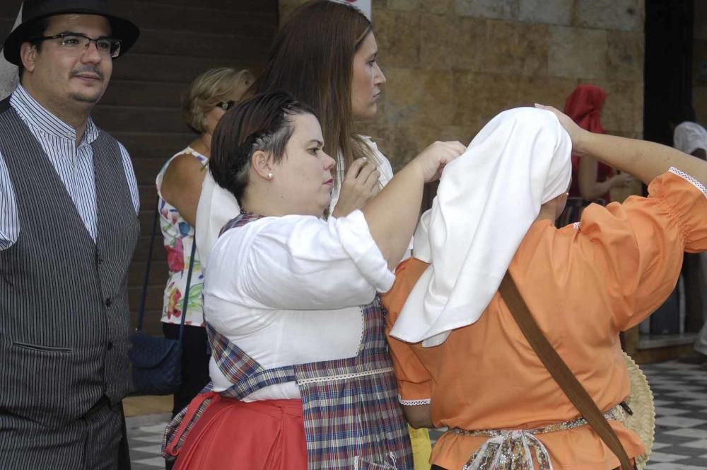 Romería ofrenda a Ntra. Sra. del Rosario-Agüimes