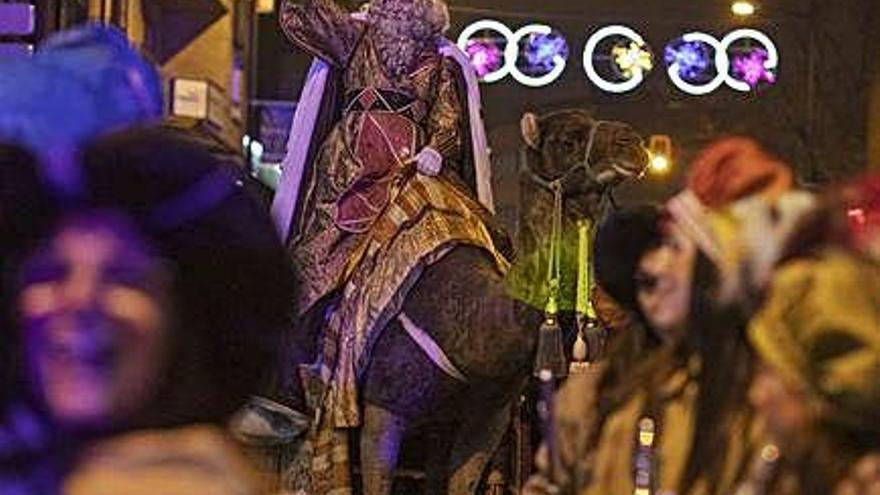 Duras críticas por el empleo de animales en la cabalgata de Reyes de Zamora
