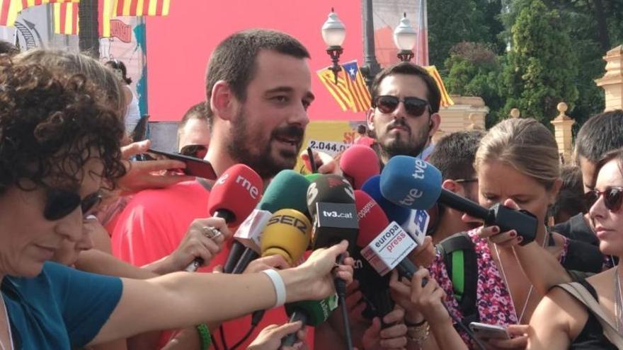 La CUP veu la legislatura «tocada de mort» després de la crisi entre JxCat i ERC