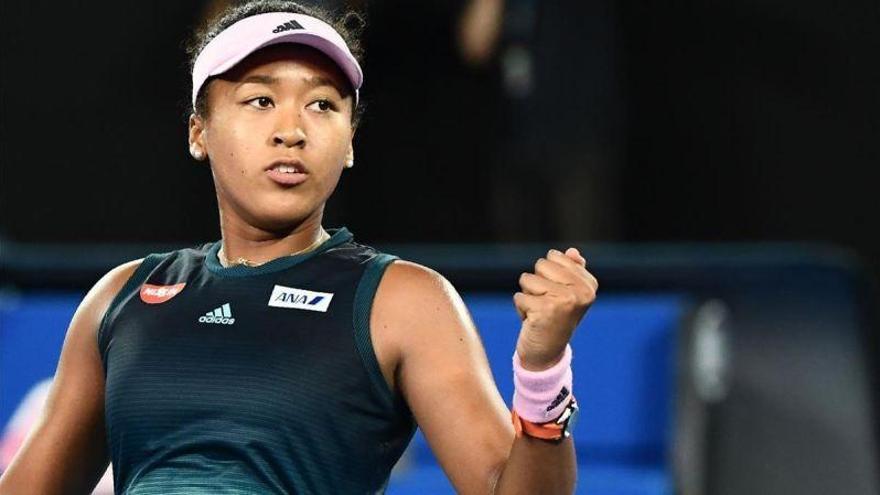 Osaka gana su segundo grande en Australia