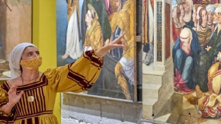 Art en primera persona Estiu al museu