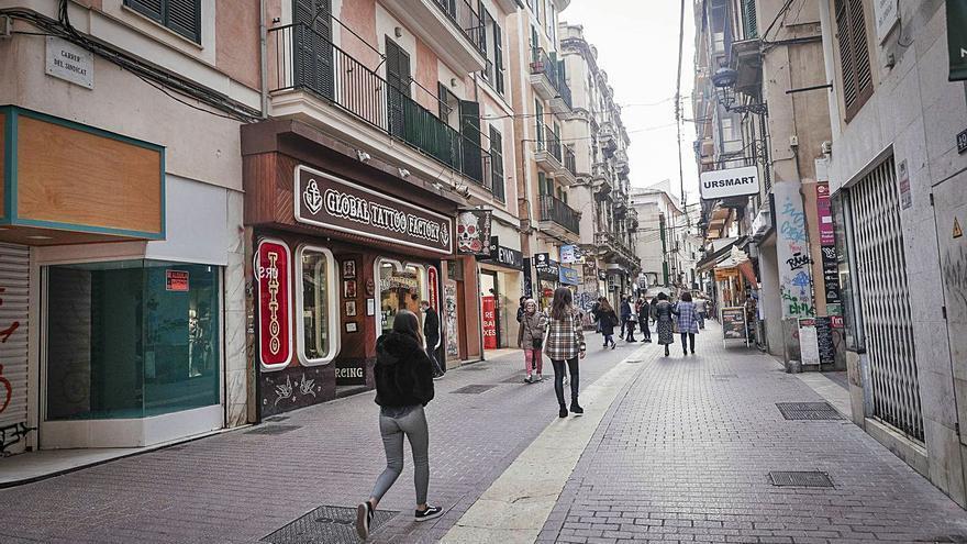 Bajan un 39,5% los desalojos por impago de alquiler y la hipoteca en 2020 en Baleares