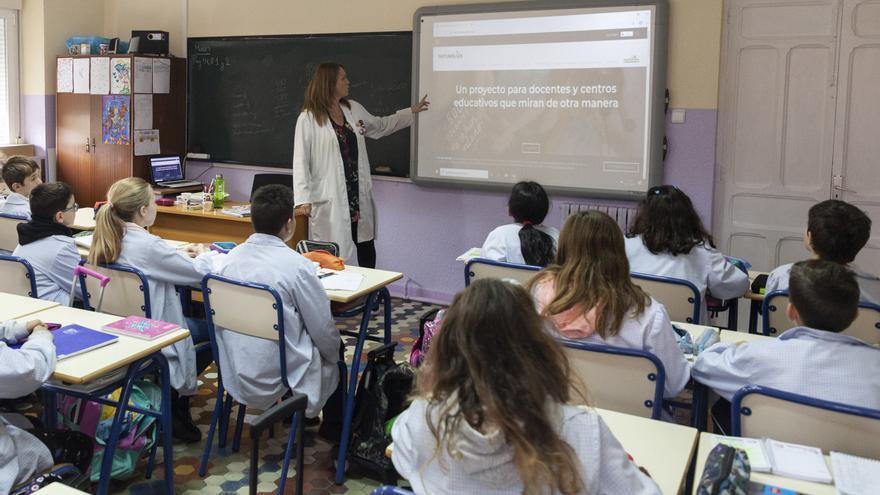 Trilema se amplía en Zamora con la fusión del colegio San José