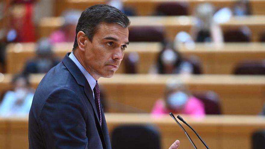 """Sánchez lamenta """"profundamente"""" la muerte del etarra Igor González Sola"""
