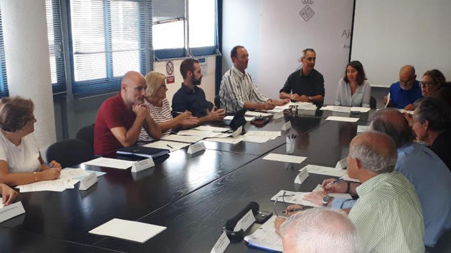 El Consejo de Modelo de Ciudad de Palma debate sobre economía y vivienda