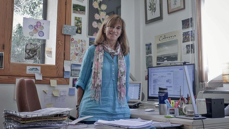 Anna Traveset: «Es importante que los ciudadanos conozcan lo que hacemos  los investigadores»